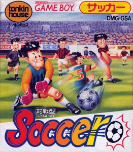 Football International per Game Boy