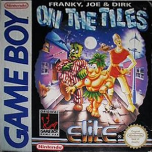 Franky, Joe & Dirk: On The Tiles per Game Boy