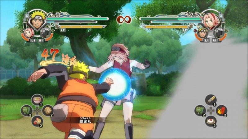 Naruto Shippuden: Ultimate Ninja Storm Generations a quota un milione