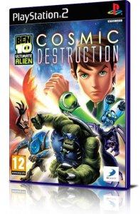 Ben 10: Ultimate Alien - Cosmic Destruction per PlayStation 2
