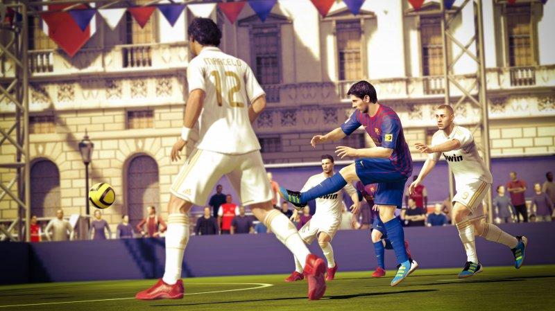 FIFA Street ha una data d'uscita