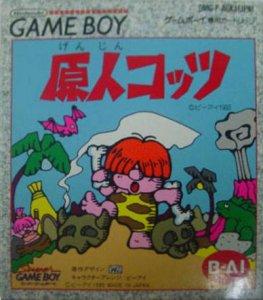 Genjin Kotts per Game Boy