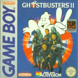 Ghostbusters II per Game Boy