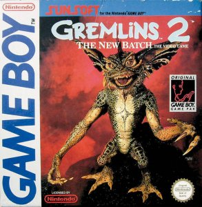 Gremlins 2: The New Batch per Game Boy