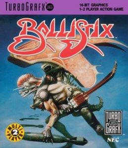 Ballistix per PC Engine