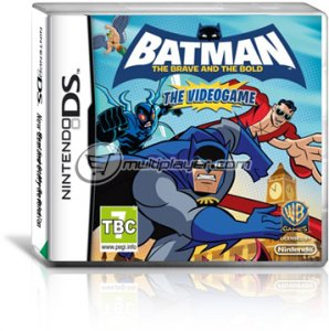 Batman: The Brave and The Bold per Nintendo DS