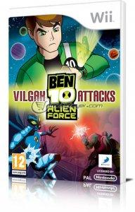 Ben 10: Alien Force - Vilgax Attacks per Nintendo Wii