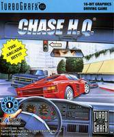 Chase H.Q. per PC Engine