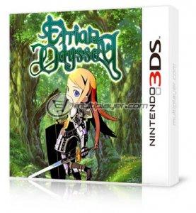 Etrian Odyssey (3DS) per Nintendo 3DS