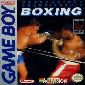 Heavyweight Championship Boxing per Game Boy
