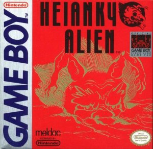Heiankyo Alien per Game Boy