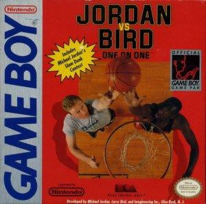Jordan vs. Bird: One-on-One per Game Boy