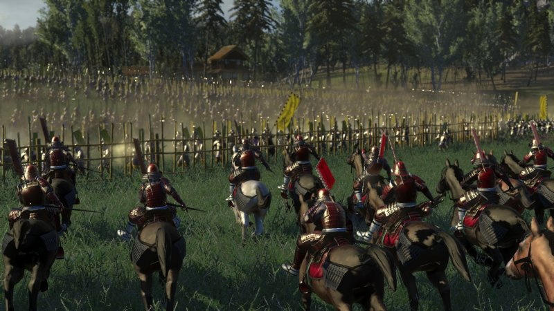 Disponibile l'editor per Total War: Shogun 2