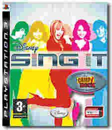 Disney: Sing it per PlayStation 3