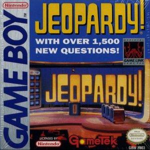 Jeopardy! per Game Boy
