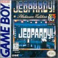 Jeopardy! Platinum Edition per Game Boy