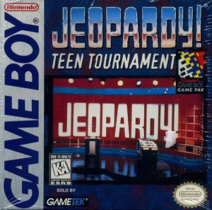 Jeopardy! Teen Tournament per Game Boy