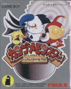 Kandume Monsters per Game Boy
