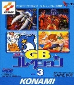 Konami GB Collection Vol 3 per Game Boy
