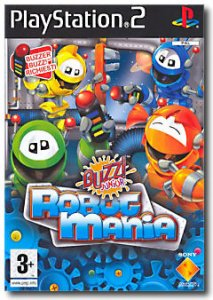 Buzz! Junior: Robotmania per PlayStation 2