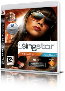 Singstar: A Tutto Pop per PlayStation 3