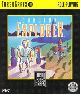 Dungeon Explorer per PC Engine