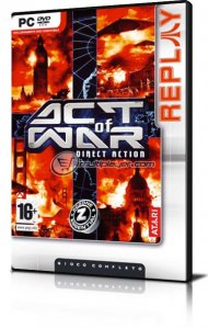 Act of War: Direct Action per PC Windows