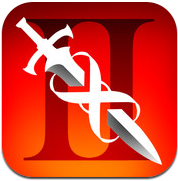 Infinity Blade II per iPhone