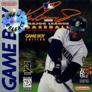 Ken Griffey Jr. Presents Major League Baseball per Game Boy