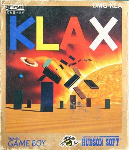 Klax per Game Boy