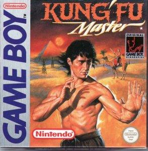 Kung Fu Master per Game Boy