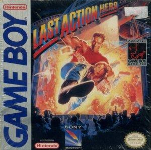Last Action Hero per Game Boy