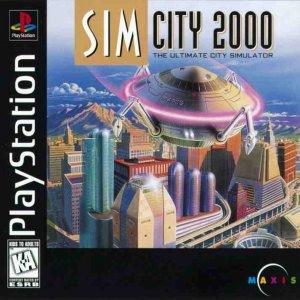 SimCity 2000 per PlayStation