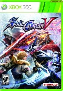 Soul Calibur V per Xbox 360