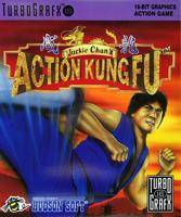 Jackie Chan's Action Kung Fu per PC Engine