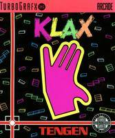 Klax per PC Engine