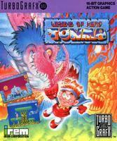 Legend of Hero Tonma per PC Engine