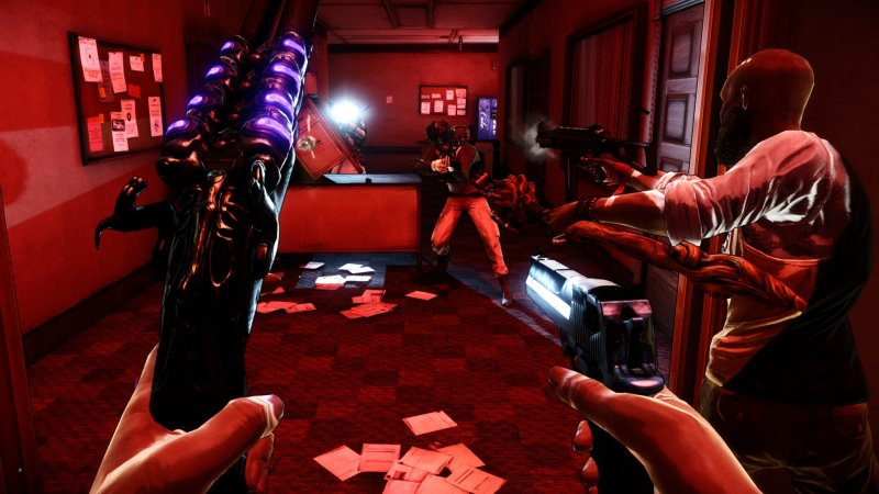The Darkness II - Multiplayer cooperativo a 4, video e immagini