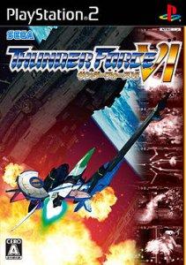 Thunder Force VI per PlayStation 2