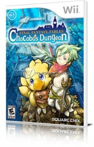 Final Fantasy Fables: Chocobo's Dungeon per Nintendo Wii