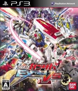 Mobile Suit Gundam: Extreme Vs. per PlayStation 3
