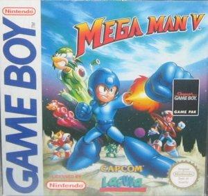 Mega Man V per Game Boy
