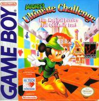 Mickey's Ultimate Challenge per Game Boy