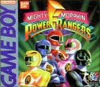 Mighty Morphin Power Rangers per Game Boy