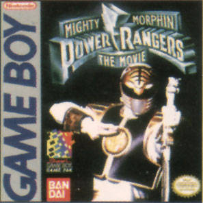 Mighty Morphin Power Rangers: The Movie per Game Boy