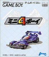 Mini-4 Boy per Game Boy