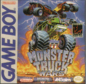 Monster Truck Wars per Game Boy