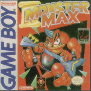 Monster Max per Game Boy