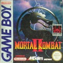 Mortal Kombat II per Game Boy