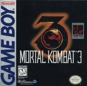 Mortal Kombat 3 per Game Boy